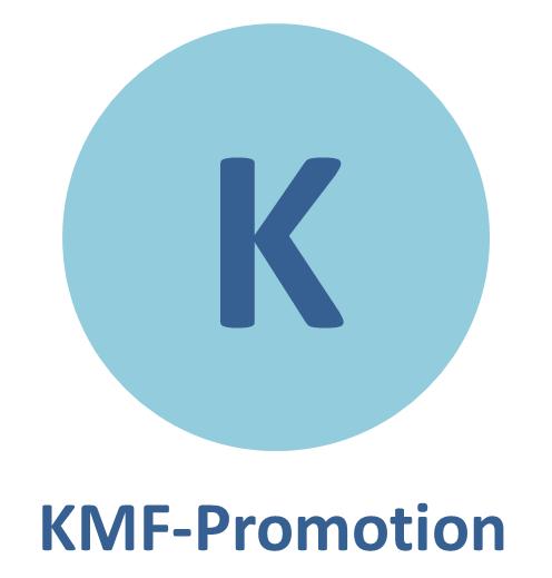 Kmf-Promotion Logo